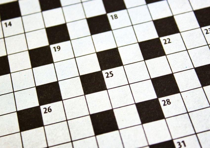 History of crossword puzzles