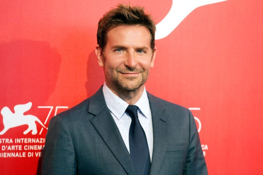 Bradley Cooper at the 75th Venice Film Festival, Venice, Italy