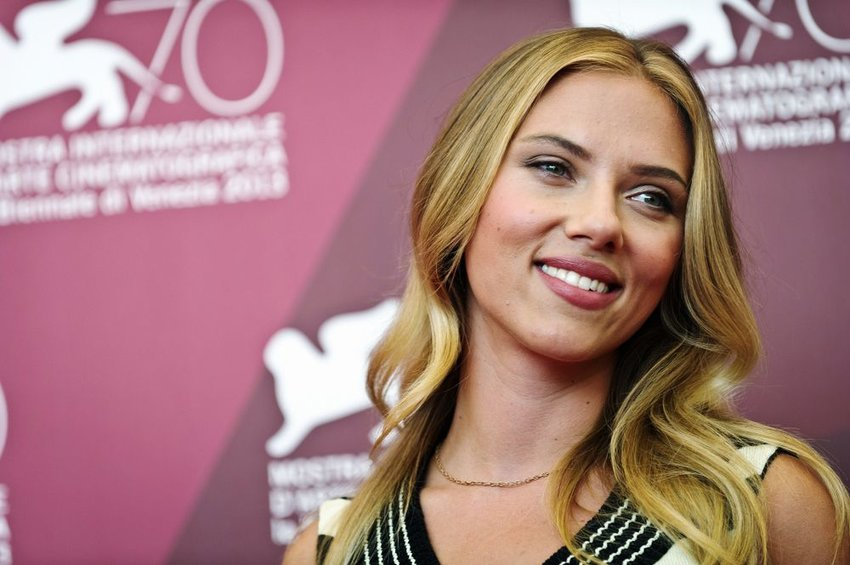 Scarlett Johansson at the 70th Venice International Film Festival, Venice, Italy