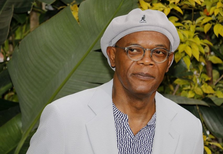 Samuel L. Jackson at the Hollywood Dolby Theater in Los Angeles, California, USA