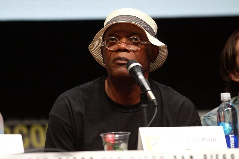 Samuel L. Jackson at the 2013 San Diego Comic Con International