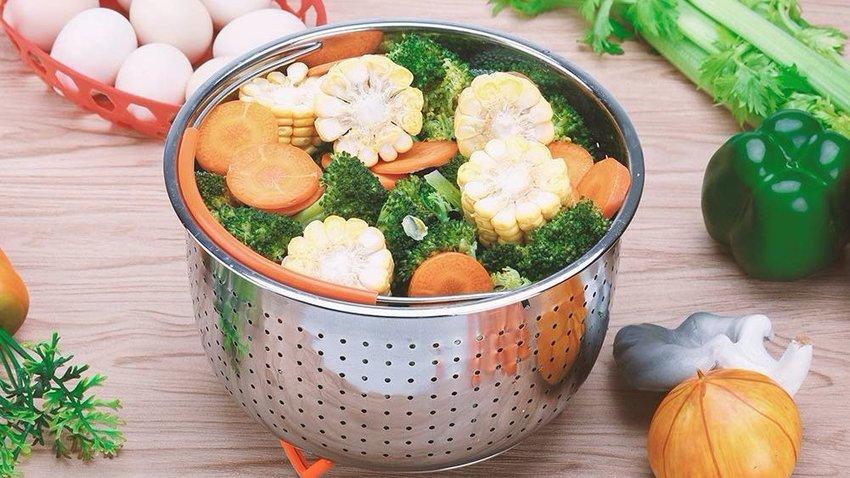 Instant Pot Veggie Steamer Basket