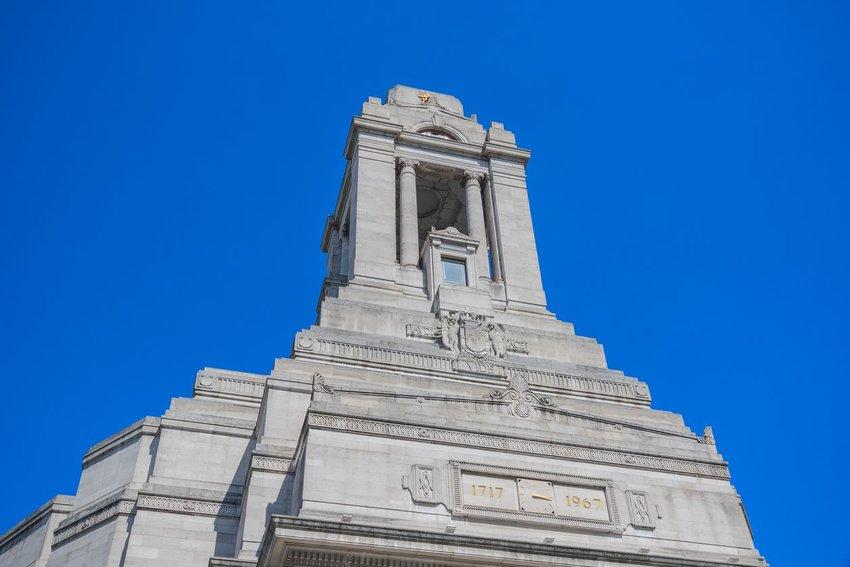 Freemason Hall in London