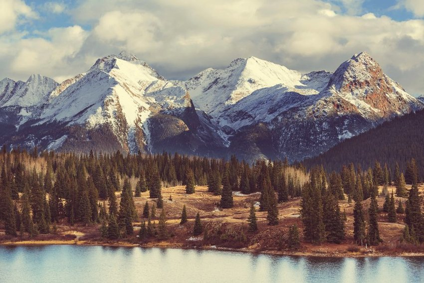 Colorado Rocky Mountains, Colorado, United States