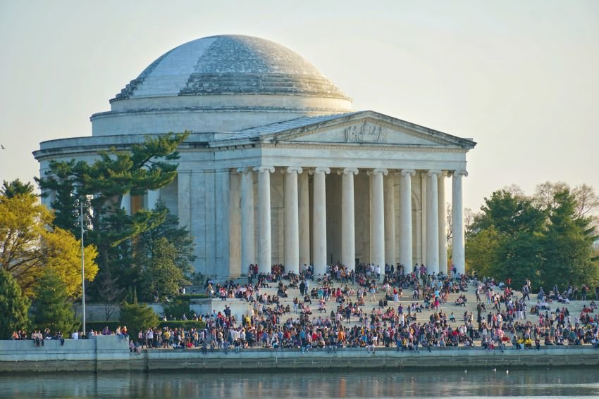 Thomas Jefferson Memorial Washington, DC.